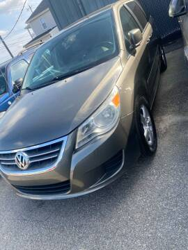2010 Volkswagen Routan for sale at Bob Luongo's Auto Sales in Fall River MA