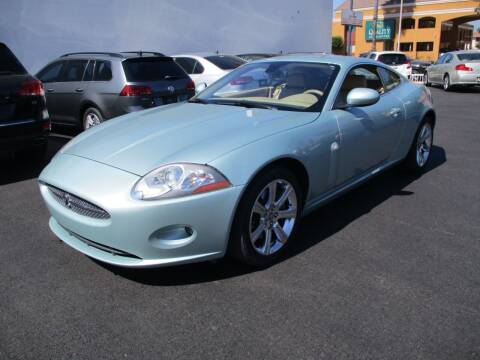 2007 Jaguar XK-Series for sale at Shoppe Auto Plus in Westminster CA