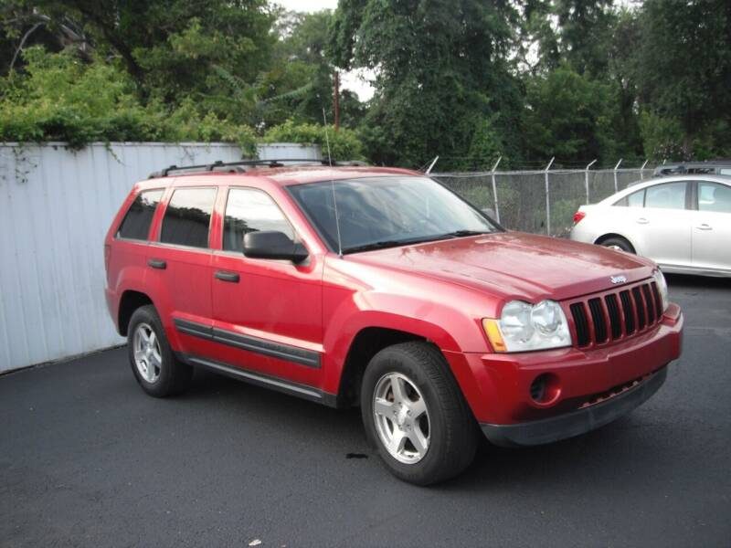 2006 Jeep Grand Cherokee for sale at Collector Car Co in Zanesville OH