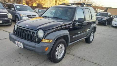 2007 Jeep Liberty for sale at Carspot Auto Sales in Sacramento CA