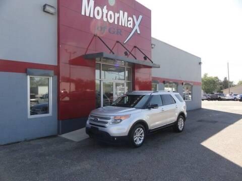 2015 Ford Explorer for sale at MotorMax of GR in Grandville MI