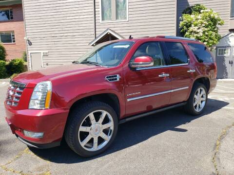 2011 Cadillac Escalade for sale at Seattle Motorsports in Shoreline WA