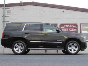 2017 Chevrolet Tahoe for sale at Brubakers Auto Sales in Myerstown PA