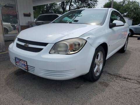2009 Chevrolet Cobalt for sale at New Wheels in Glendale Heights IL
