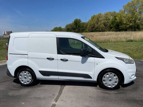 2014 Ford Transit Connect Cargo for sale at V Automotive in Harrison AR