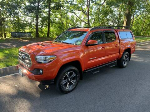 2016 Toyota Tacoma for sale at Crazy Cars Auto Sale in Jersey City NJ