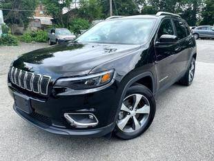 2019 Jeep Cherokee for sale at Rockland Automall - Rockland Motors in West Nyack NY