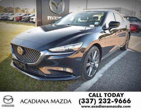 2020 Mazda MAZDA6 for sale at Acadiana Automotive Group in Lafayette LA