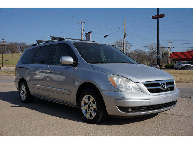 2007 Hyundai Entourage for sale at Sand Springs Auto Source in Sand Springs OK