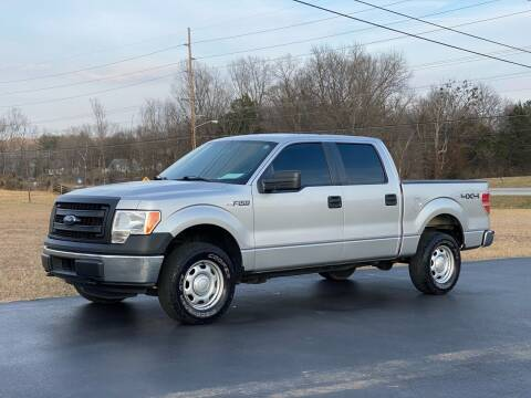 2014 Ford F-150 for sale at Jackson Automotive LLC in Glasgow KY