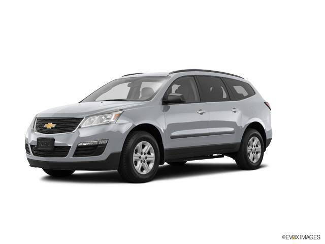 2017 Chevrolet Traverse AWD LS 4dr SUV - East Rutherford NJ