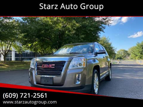 2012 GMC Terrain for sale at Starz Auto Group in Delran NJ