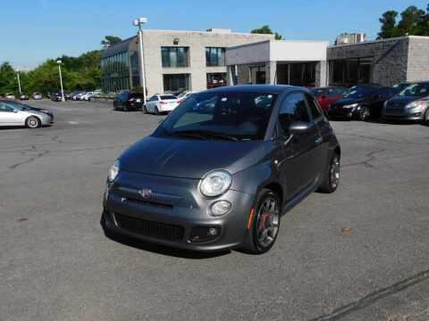 2012 FIAT 500 for sale at Paniagua Auto Mall in Dalton GA