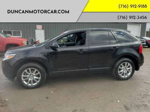 2012 Ford Edge for sale at DuncanMotorcar.com in Buffalo NY