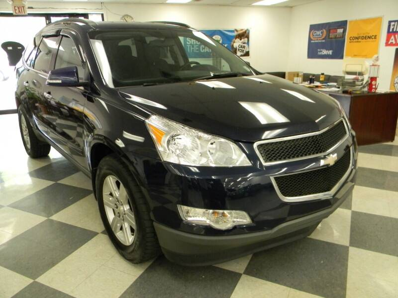 2012 Chevrolet Traverse for sale at Lindenwood Auto Center in Saint Louis MO