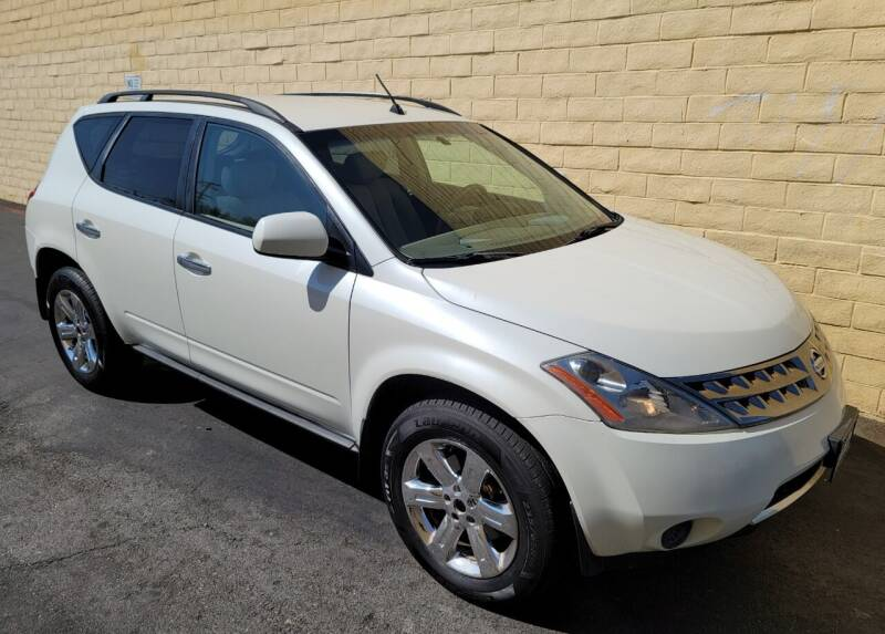 2007 Nissan Murano for sale at Cars To Go in Sacramento CA