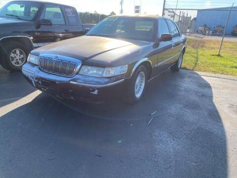 2001 Mercury Grand Marquis for sale at Holland Auto Sales and Service, LLC in Somerset KY