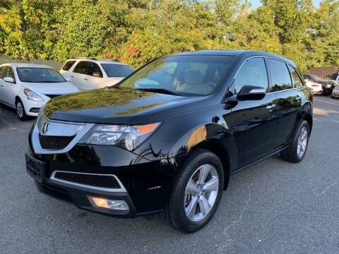 2013 Acura MDX for sale at Dream Auto Group in Dumfries VA
