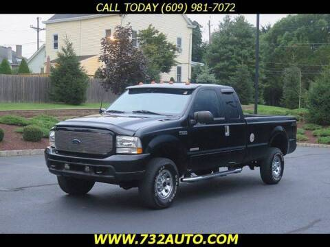 2003 Ford F-350 Super Duty for sale at Absolute Auto Solutions in Hamilton NJ