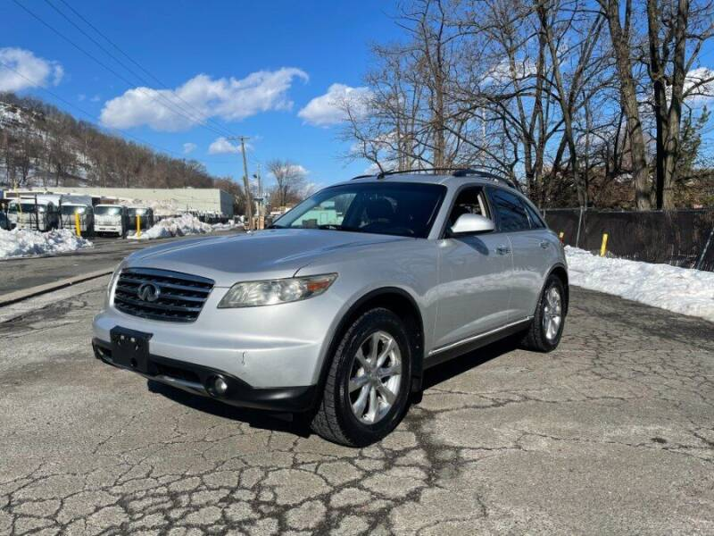 2007 Infiniti FX35 for sale at Cars With Deals in Lyndhurst NJ