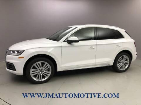 2019 Audi Q5 for sale at J & M Automotive in Naugatuck CT
