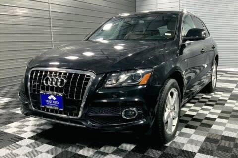 2012 Audi Q5 for sale at TRUST AUTO in Sykesville MD