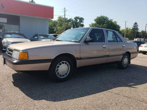 1991 Dodge Monaco for sale at RIVERSIDE AUTO SALES in Sioux City IA