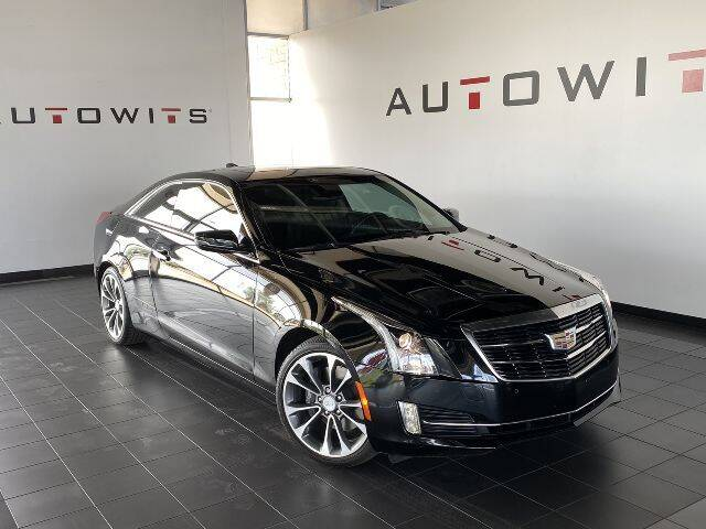 2016 Cadillac ATS for sale at AutoWits in Scottsdale AZ
