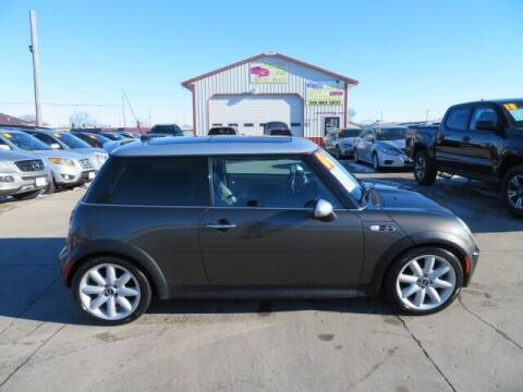 2006 MINI Cooper for sale at Jefferson St Motors in Waterloo IA