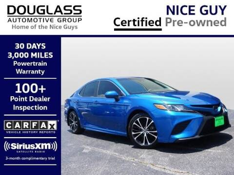 2018 Toyota Camry for sale at Douglass Automotive Group - Douglas Mazda in Bryan TX