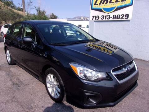 2013 Subaru Impreza for sale at Circle Auto Center in Colorado Springs CO