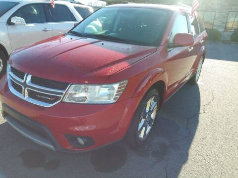 2016 Dodge Journey for sale at Auto Credit Xpress - Sherwood in Sherwood AR