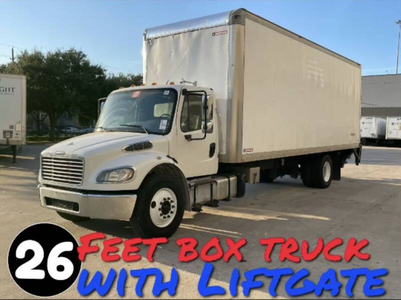 2013 Freightliner M2 106 for sale in Houston, TX