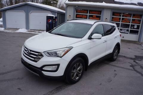 2013 Hyundai Santa Fe Sport for sale at Autos By Joseph Inc in Highland NY
