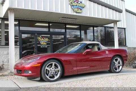 2007 Chevrolet Corvette for sale at Corvette Mike New England in Carver MA