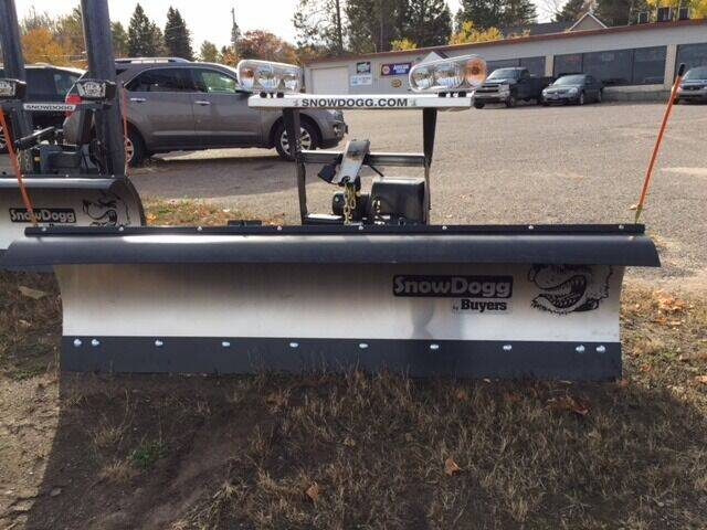 2020 SnowDogg MD75 for sale at Pepp Motors in Marquette MI