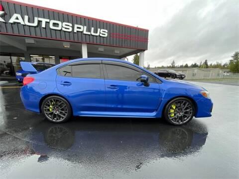 2019 Subaru WRX for sale at Ralph Sells Cars at Maxx Autos Plus Tacoma in Tacoma WA