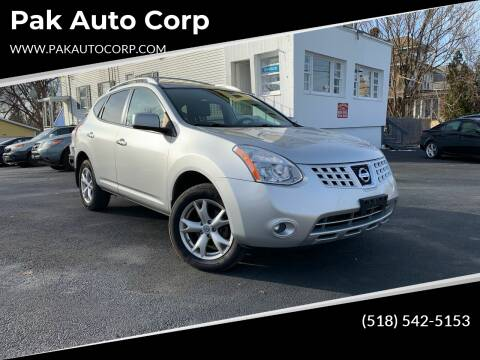 2010 Nissan Rogue for sale at Pak Auto Corp in Schenectady NY