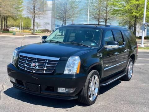 2008 Cadillac Escalade ESV for sale at Supreme Auto Sales in Chesapeake VA