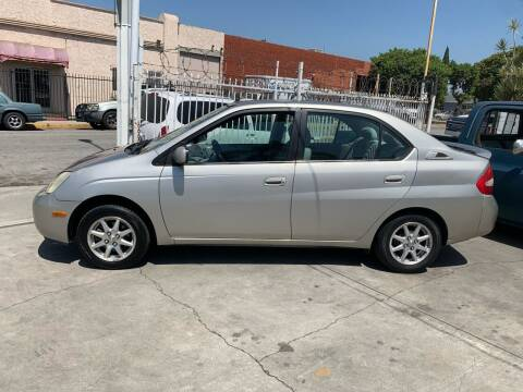 2001 Toyota Prius for sale at Olympic Motors in Los Angeles CA