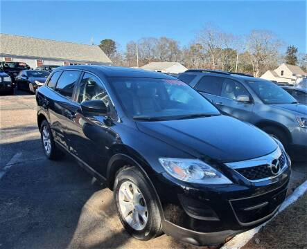 2012 Mazda CX-9 for sale at MBM Auto Sales and Service - MBM Auto Sales/Lot B in Hyannis MA