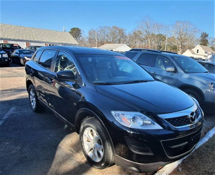 2012 Mazda CX-9 for sale at MBM Auto Sales and Service in East Sandwich MA