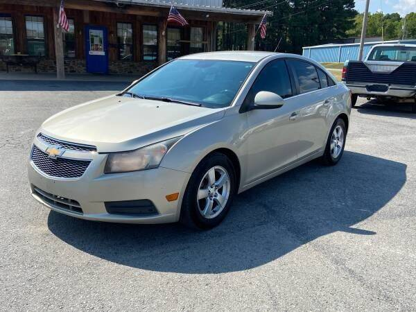 2013 Chevrolet Cruze for sale at Greenbrier Auto Sales in Greenbrier AR