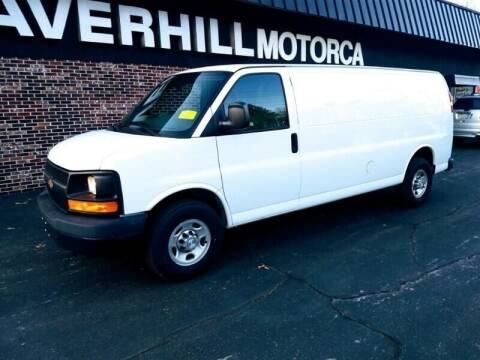 2015 Chevrolet Express Cargo for sale at 125 Auto Finance in Haverhill MA