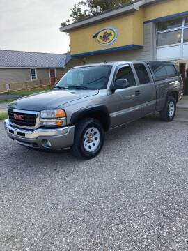 2006 GMC Sierra 1500 for sale at Hines Auto Sales in Marlette MI