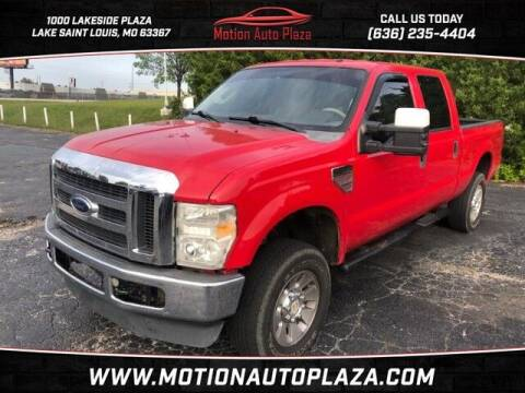 2008 Ford F-250 Super Duty for sale at Motion Auto Plaza in Lakeside MO