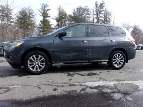 2014 Nissan Pathfinder for sale at Mark's Discount Truck & Auto Sales in Londonderry NH