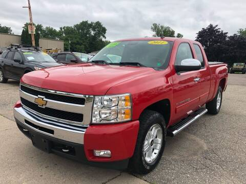 2011 Chevrolet Silverado 1500 for sale at River Motors in Portage WI
