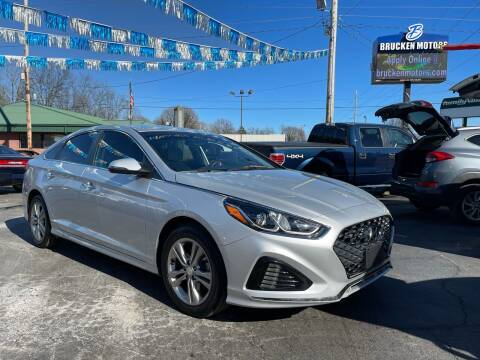 2018 Hyundai Sonata for sale at Brucken Motors in Evansville IN
