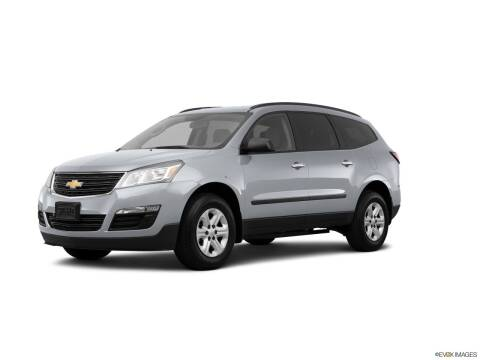 2013 Chevrolet Traverse for sale at West Motor Company in Preston ID